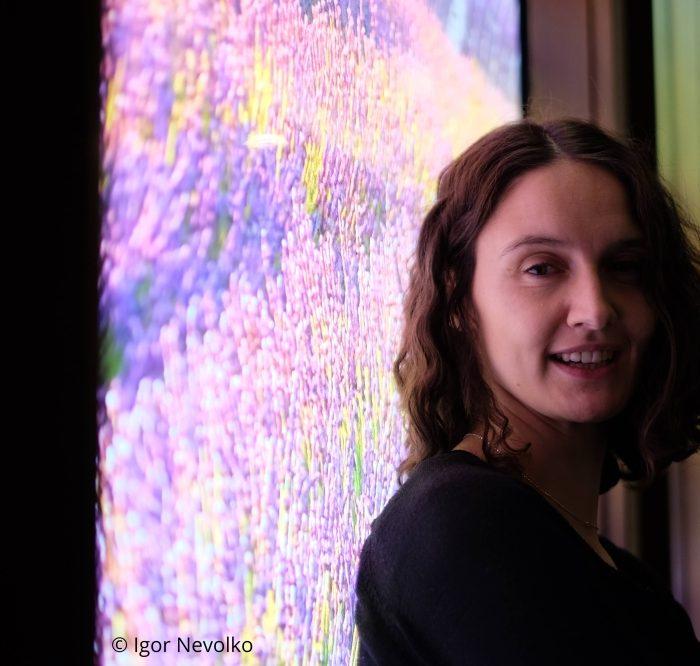"""Маша Зотова: """"Переломный момент в изучении языка – когда не боишься говорить с носителями"""""""
